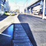 浜松教室の駐車場